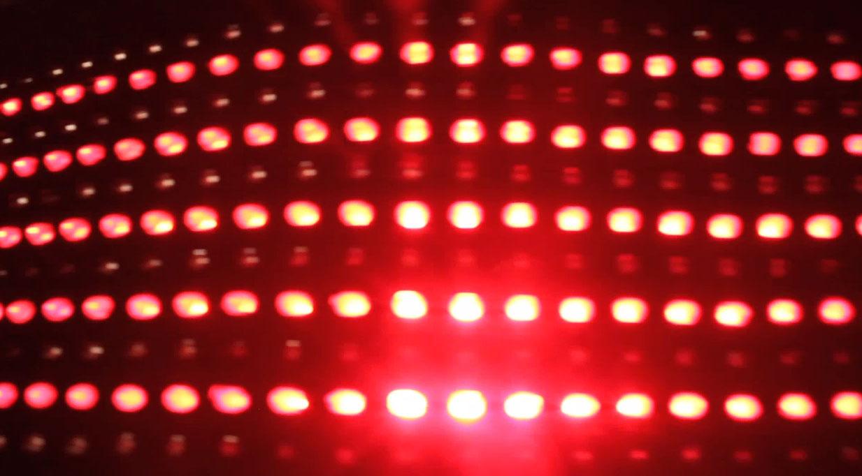 red-infrared-light